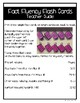 Fact Fluency Flash Cards and Number Sequencing Cards for Math Workshop
