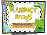 Fact Fluency Frogs Smart Board Game (CCSS.2.NBT.B.5)