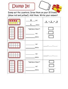 Fact Fluency Game