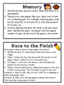 Fact Fluency Games Tool Kit: x4 Multiplication. 2nd, 3rd, 4th, 5th Grades