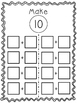 Fact Fluency Make a Number Boards