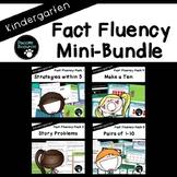 Kindergarten Fact Fluency Bundle (Standards-Aligned)