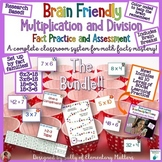 Fact Fluency System for Multiplication and Division: The Bundle