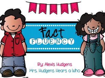 Fact Fluency Pack
