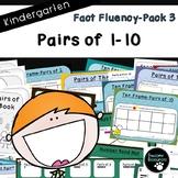 Fact Fluency Pack 3 (Kindergarten-K.OA.3)