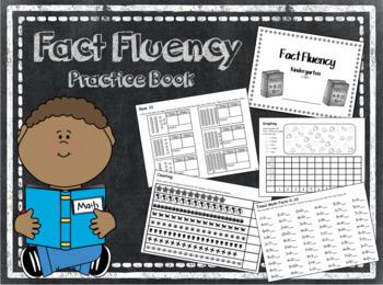 Fact Fluency Practice Book
