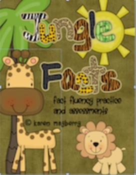 Fact Fluency Practice and Assessments