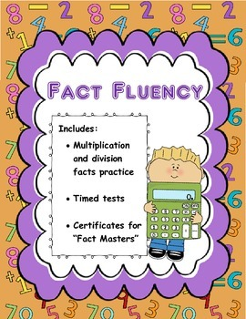 Fact Fluency: Practice and Timed Tests