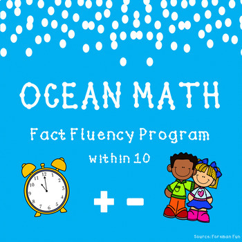 Addition Fluency Within 10 Teaching Resources | Teachers Pay Teachers