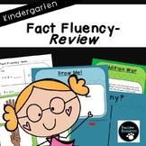Fact Fluency-Review (Kindergarten)