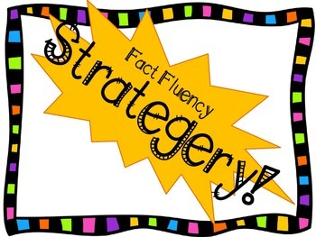 Fact Fluency Strategery Game