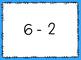 Fact Fluency: Subtraction 1-10