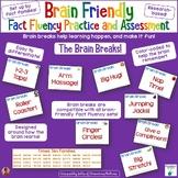 Fact Fluency System - The Brain Breaks