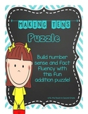 {Fact Fluency} Tens Puzzler