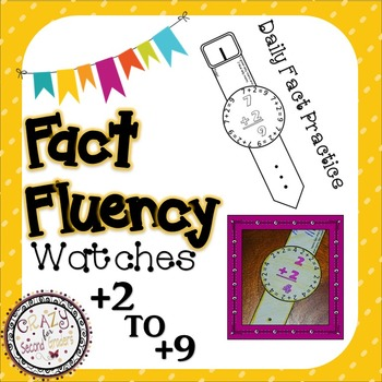 Fact Fluency Watches