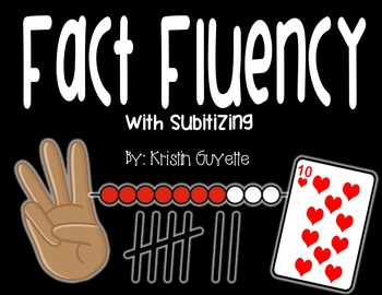 Subitizing/Number Fluency Cards