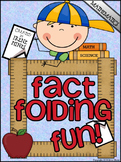 Foldables ~ Fact Folding Fun! Math Flip-Flap Books And Elementary Lapbooks!
