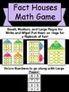 Fact Houses Math Game