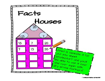 Fact Houses- within 20