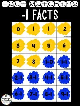 Fact Memory/File Folder Activity: -1
