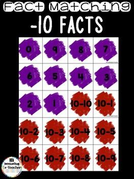 Fact Memory/File Folder Activity: -10