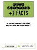 Fact Memory/File Folder Activity: +3 FACTS