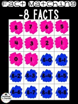 Fact Memory/File Folder Activity: -8