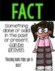 Fact & Opinion Comprehension Skill