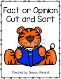 Fact Opinion Cut and Sort