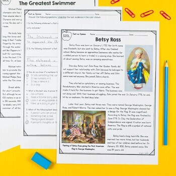 Fact & Opinion Differentiated Bundle