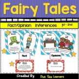 Fact and Opinion | Inferences | Comprehension Activities | Fairy Tales