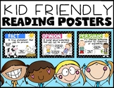 Fact, Opinion, Persuade POSTER SET for the Classroom!