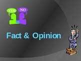 Fact & Opinion Powerpoint