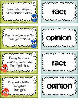 Fact & Opinion, Quiz, Quiz Trade