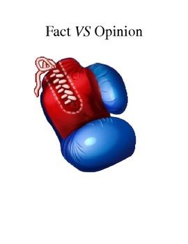 Fact / Opinion