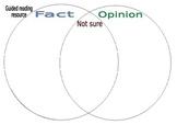 Fact OpinionNot Sure board