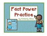 Fact Power Folder Set