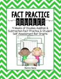 Fact Practice:  Doubles Addition & Subtraction