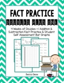 Fact Practice:  Doubles Plus 1 Addition and Subtraction
