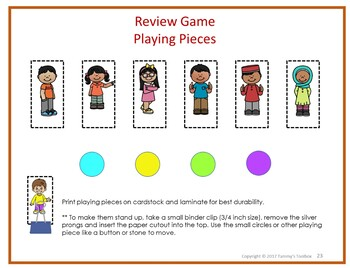 Fact Review Games - Tips for Using Games Galore in Your Classroom