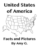 Fact Sheets About all 50 States in the United States of Am