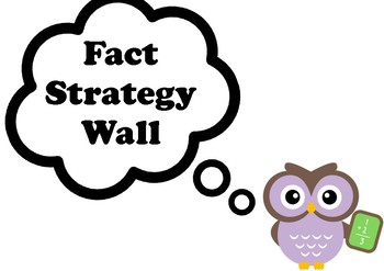 Fact Strategy wall