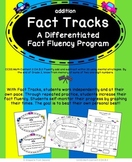 Fact Tracks Addition: A Differentiated Fact Fluency Program