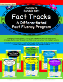 Fact Tracks Complete Bundled Set: A Differentiated Fact Fl