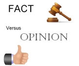 Fact Versus Opinion Worksheets