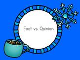 Fact Vs. Opinion Presentation