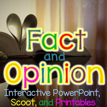 Fact and Opinion Unit