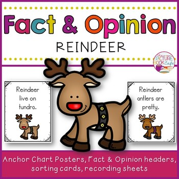Reindeer: Fact and Opinion
