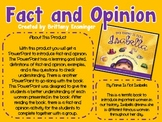 Fact and Opinion Activity - Children's Book Unit