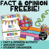 Fact and Opinion - Improve Comprehension Skills